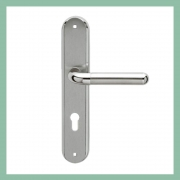 Multi-Point Lock Lever Handles