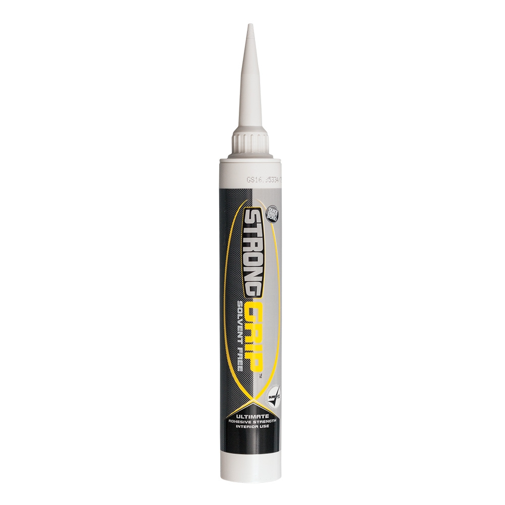 StrongGrip Solvent Free Panel Adhesive 350ml