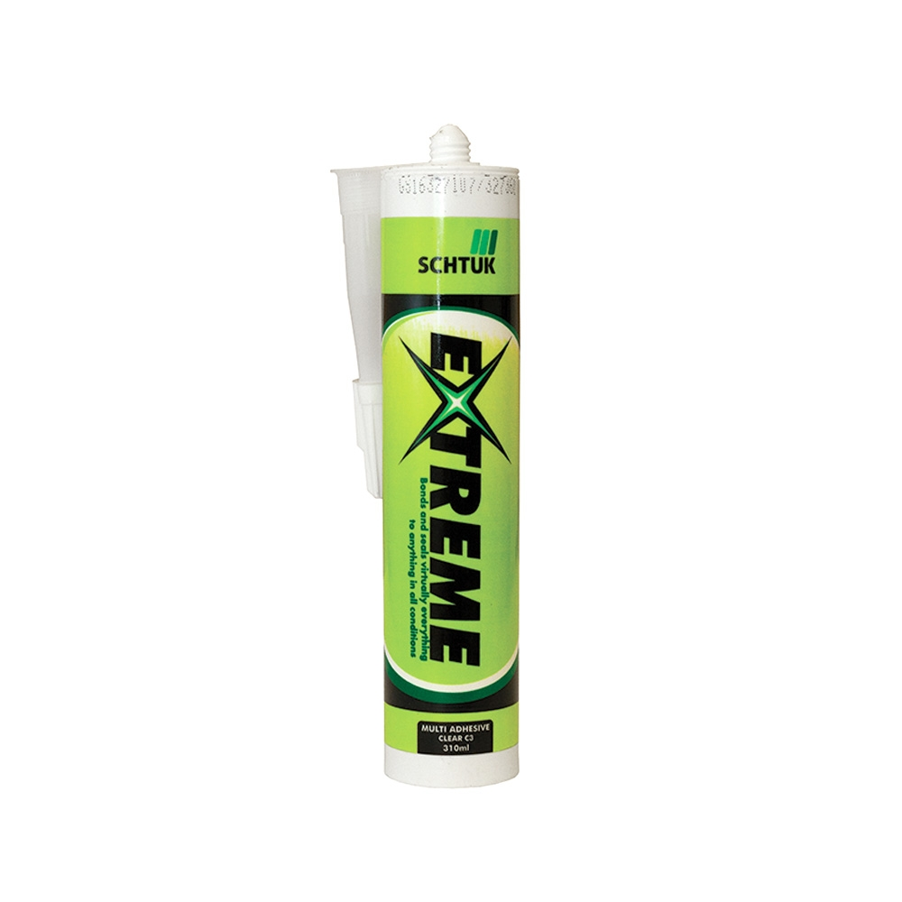 Schtuk Extreme Multi-functional Sealant & Adhesive - Clear - 310ml