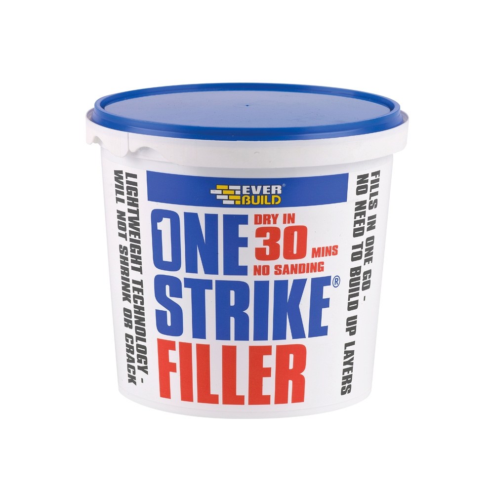 One Strike Ultra Lightweight Filler - 1L