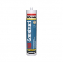 D4 Hybrid Polymer Non Foaming Brown HD Adhesive 290ml