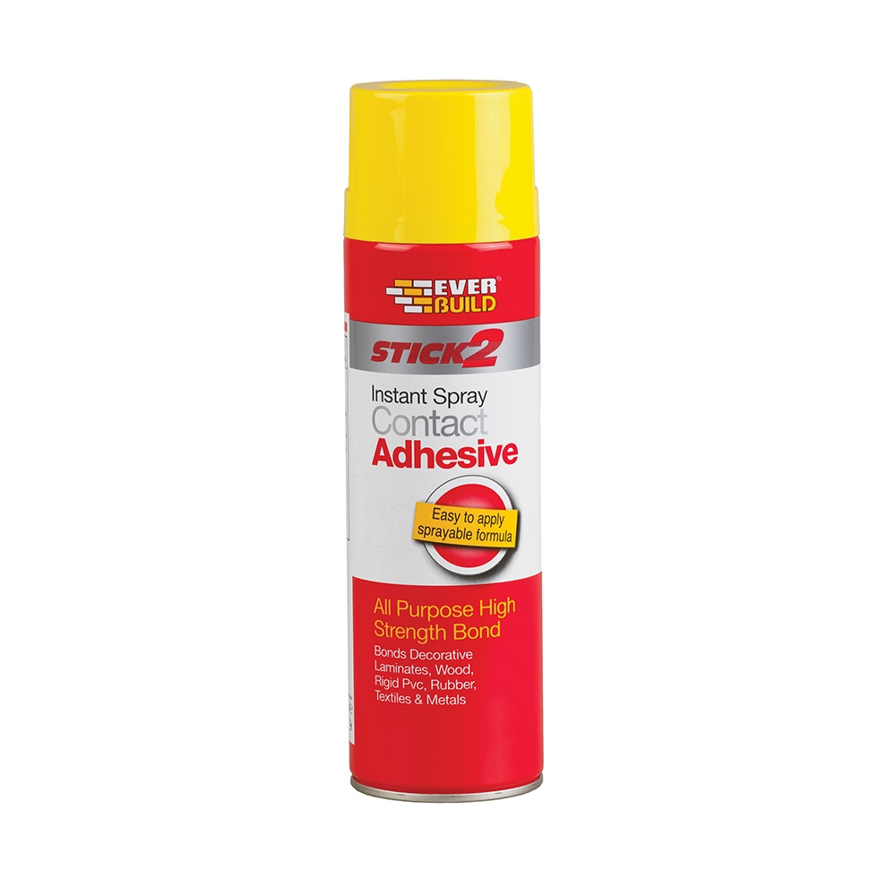 Aerosol Contact Adhesive - 500ml