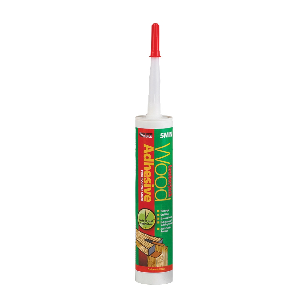 Lumberjack 5-Min PU Adhesive - 310ml Cartridge