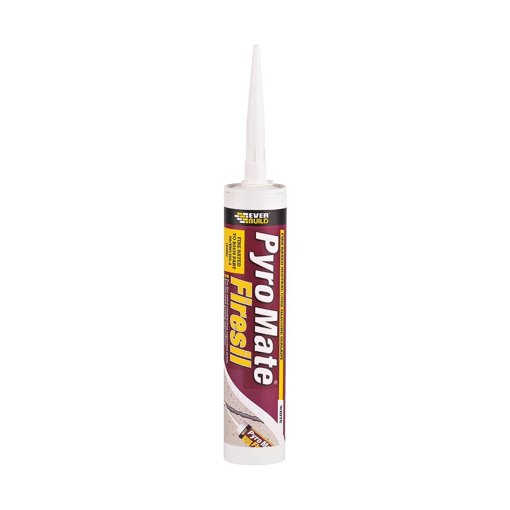 Intumescent Silicone - White - 310ml