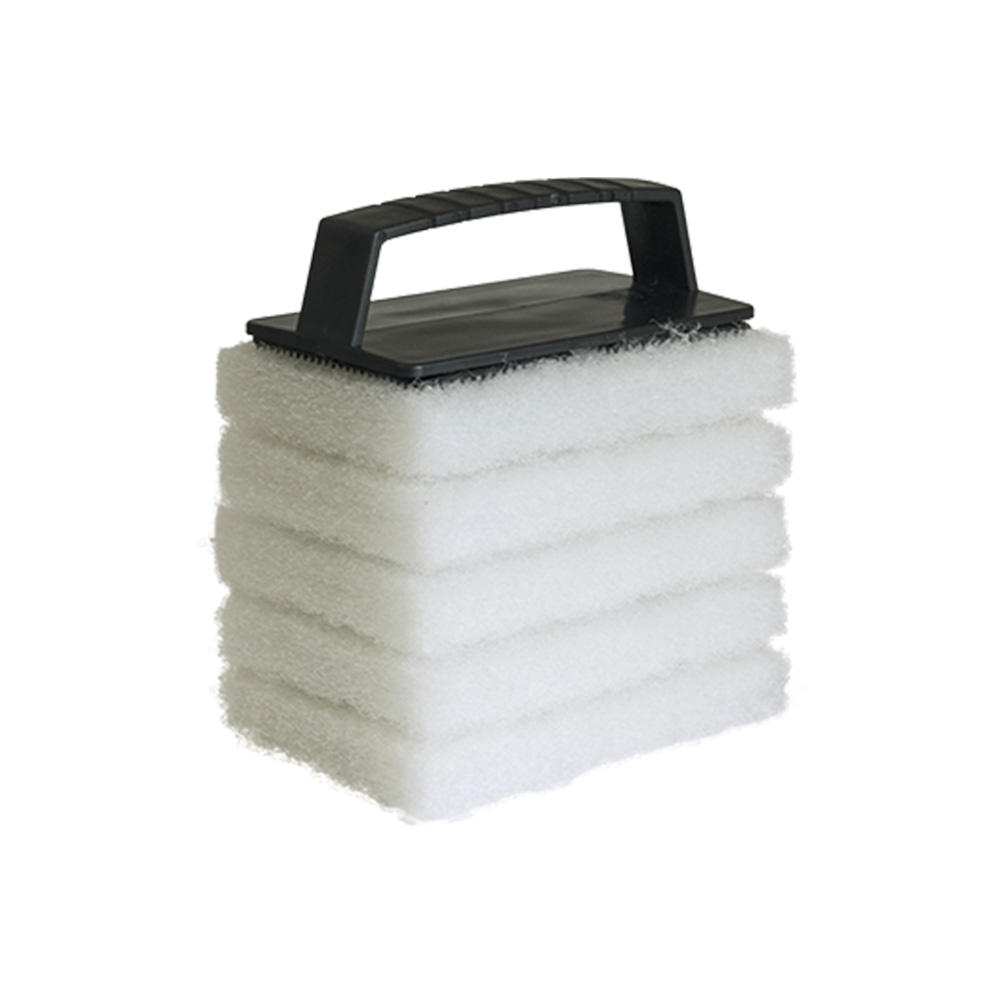 Rubio RMC Scrubby Set (5Pads & Holder)