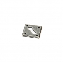 Anvil Pewter Diamond Escutcheon