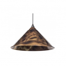 Anvil Burnished Hockley Pendant