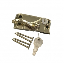 Locking Heritage Fitch Fastener Hardex Gold