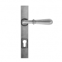 Finesse 92mm Fenwick Espag Lever Handle Pewter