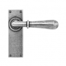 Finesse Fenwick Lever Latch Furniture Pewter