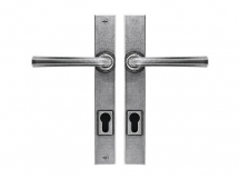 Finesse Tunstall Pewter NP Multipoint Lock Furn