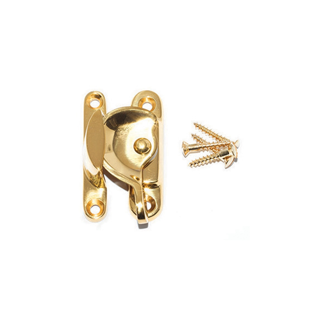 Traditional Fitch Fastener Non Locking Satin Chrome