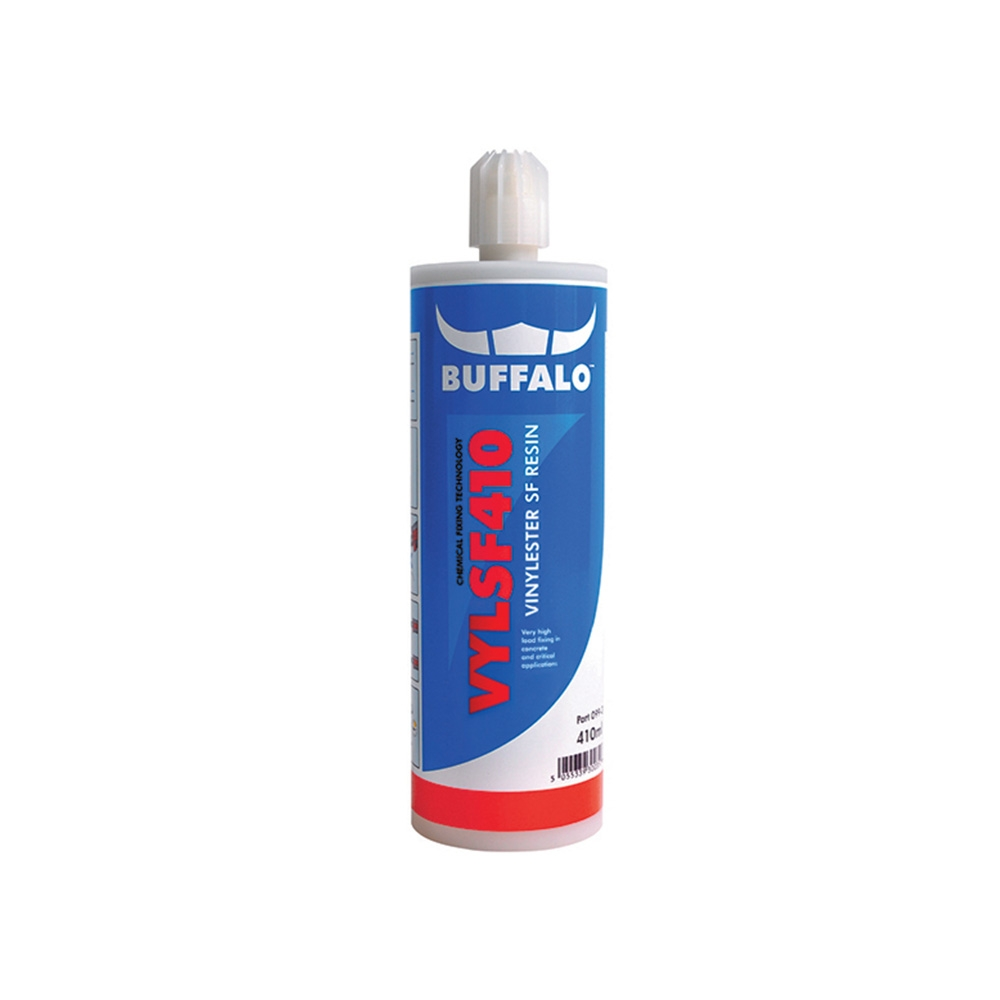 Buffalo VYLSF410 Vinylester Resin Styrene Free - 410ml