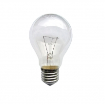 60w Bayonet Cap Bulbs - 240v - Each