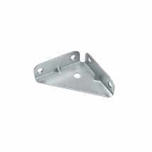 3157 Corner Gusset - 2inch x 2inch - Zinc Plated