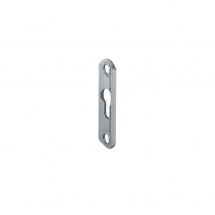 Zinc 43mm Profile Hanging Plates