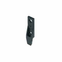 Keku Panel Component With Lip - Black