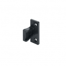 Keku Panel Component AS Push In Fitting - Black