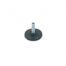 30mm Base Leveller M8 x 22mm - Black