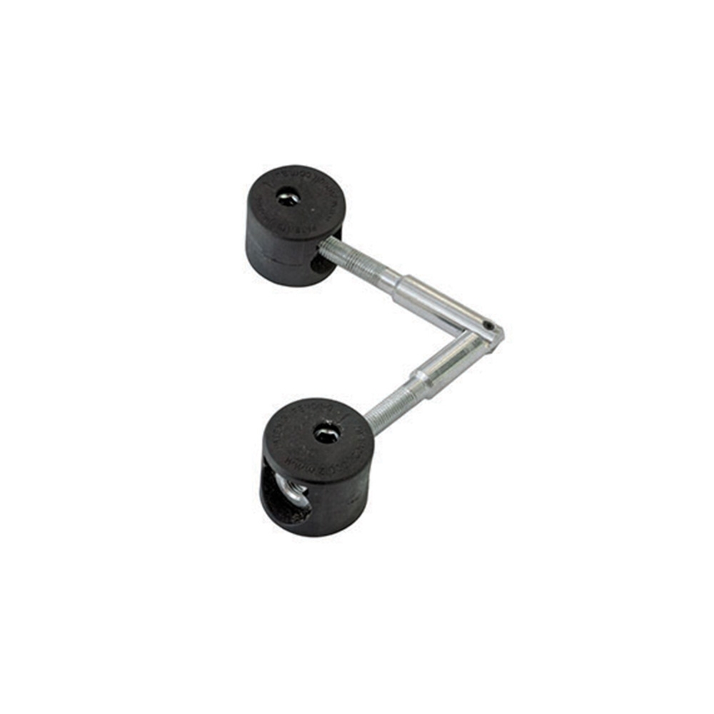 Zipbolt Maxi Full Mitre Hand Rail Connector M8 x 135mm