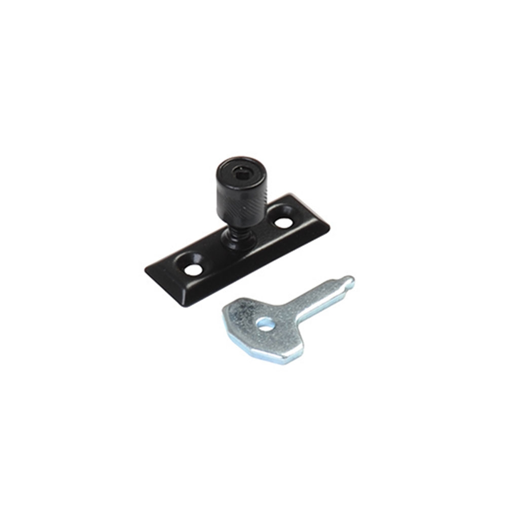 Kirkpatrick Locking Pivot - Black
