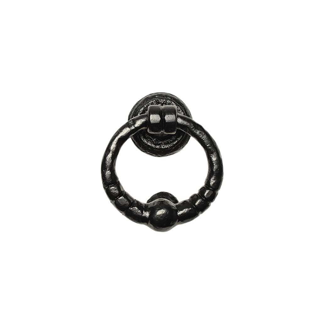 Kirkpatrick 127mm Door Knocker Black Antique