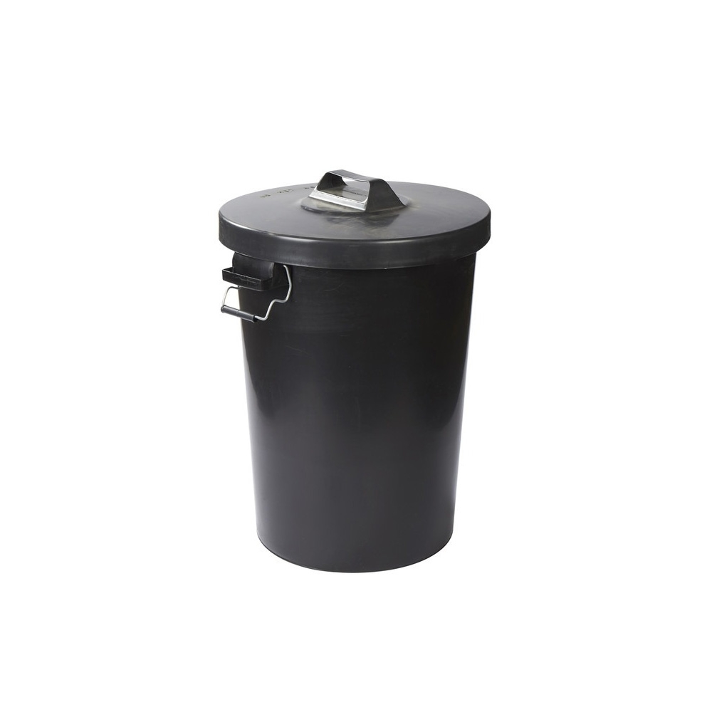 Dustbin And Lid Heavy Duty Plastic - 90 litre