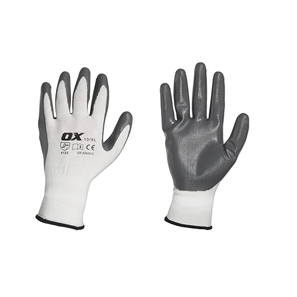 PU/Nitrile Flex Gloves - Large