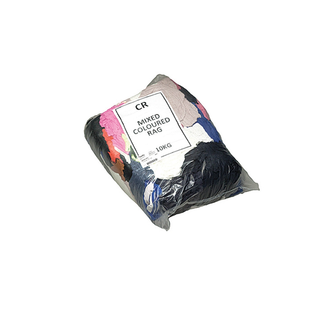 Budget Mixed Cotton Rags - 10kg