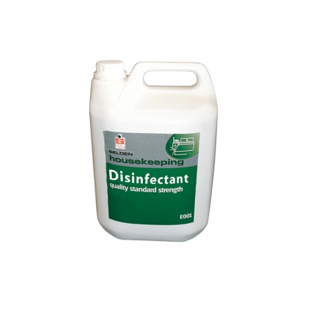 Janitorial SuppliesProfessional Disinfectant - Pine - 5