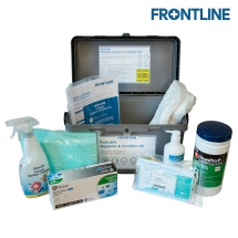 Frontline Portable Hygiene and Sanitiser Kit in Plastic Case