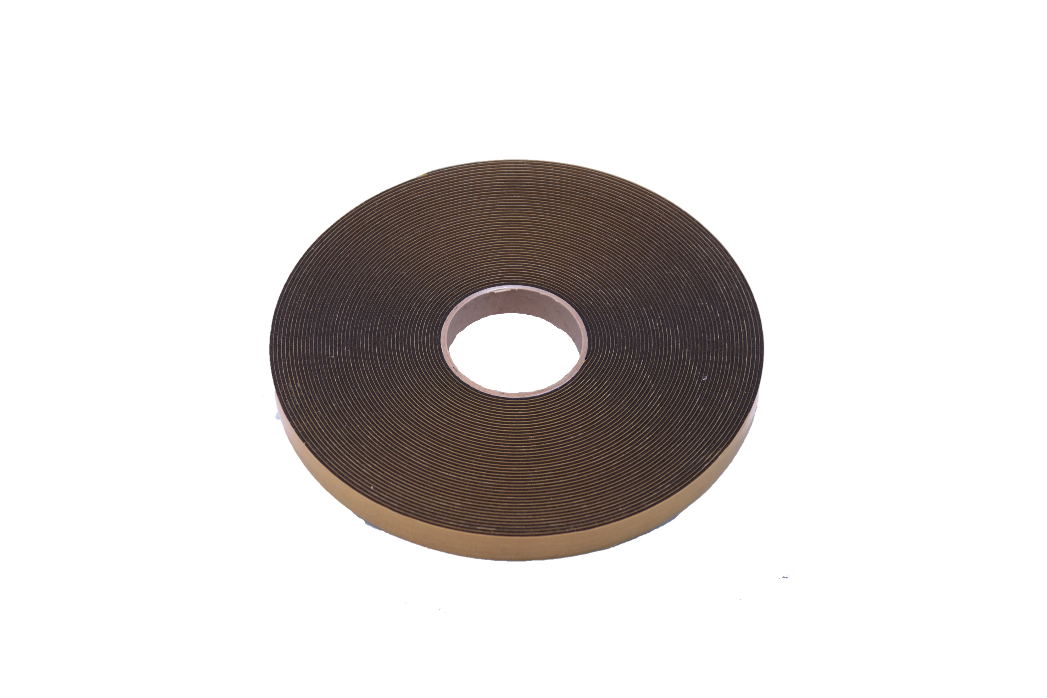 Security Glazing Tape 15 x 2mm - Black - 25m Roll