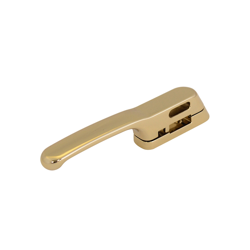 TF Suite Non-Locking Casement Fastener - Hardex Gold (Brass)