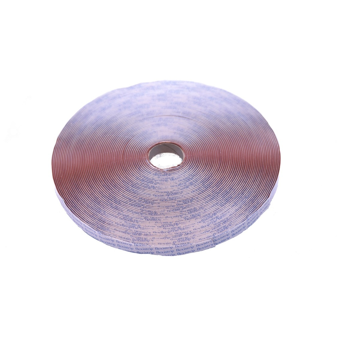 Flexistrip 12 x 2.5mm Mahogany Butyl Glazing Strip (19m Reel)
