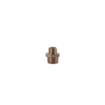 ¼inch Male Thread x 3/8inch Male Thread Connector