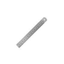 Stanley 6inch/150mm Rustless Steel Rule