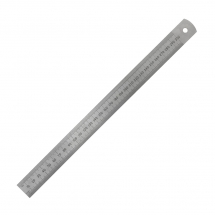 Stanley 12inch/300mm Rustless Steel Rule
