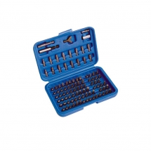 Tayler Tools 100pc Assorted Screwdriver Bit Set