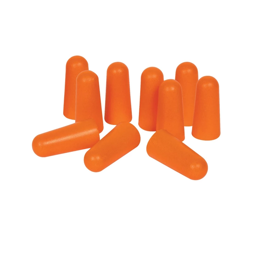 Disposable Foam Ear Plugs Uncorded - 5 Pairs