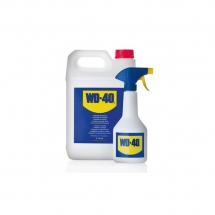 WD40 Multi-Use Lubricant & Maintenance Spray - 5L + Spray Bottle