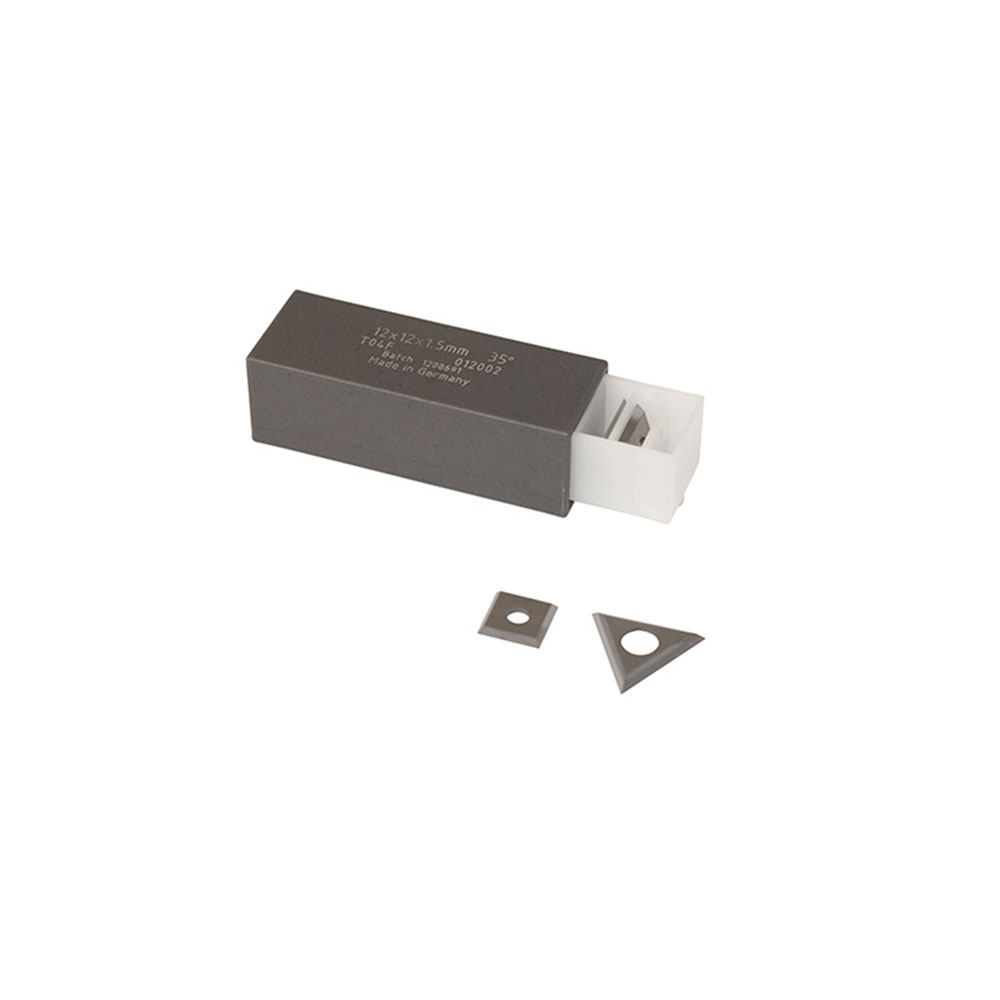 TC Triangle Rebate Spur - 22 x 22 x 2.0mm