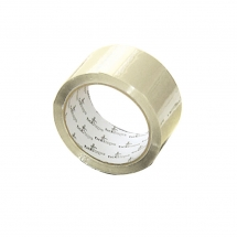 50mm Polypropelene Clear Packing Tape
